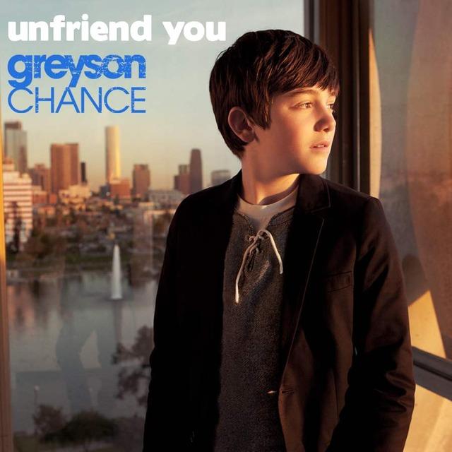 "greyson chance unfriend you. Greyson Chance#39;s ""Unfriend"